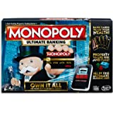 Monopoly Ultimate Banking - Electronic Family Board Game - Ages 8+