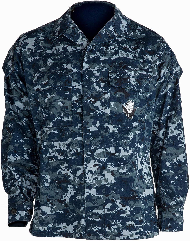 Genuine Issue US Navy NWU (Navy Working Uniform) Blouse