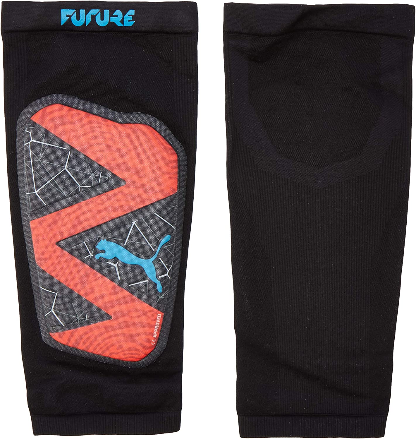 PUMA Future 19.1 Shinguard: Amazon.co.uk: Sports & Outdoors