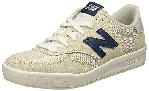 Zapatillas New Balance - 300 Lifestyle Hueso/Azul/Blanco: Amazon.es: Zapatos y complementos