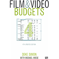 Film and Video Budgets, 4th Edition (English Edition)