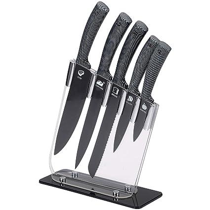 Compra San Ignacio Set 6pc cuchillos JARAMA GT tacoma ...