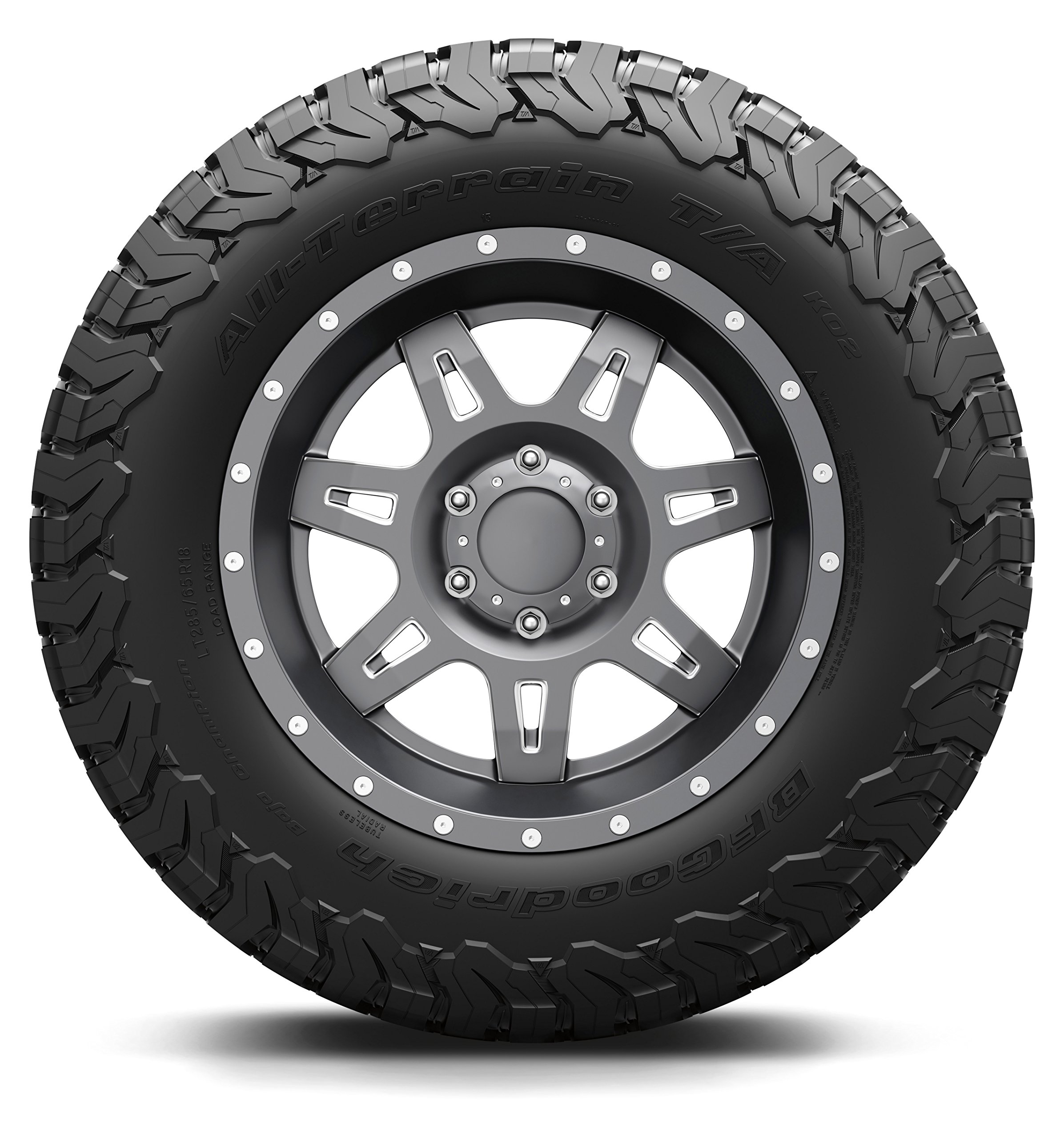 galleon bfgoodrich all terrain t a ko2 radial tire 275. Black Bedroom Furniture Sets. Home Design Ideas