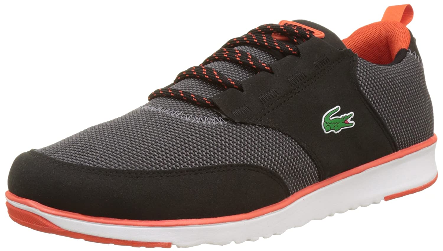 c20093450 Lacoste Men s L.Ight 317 1 Bass Trainers  Amazon.co.uk  Shoes   Bags