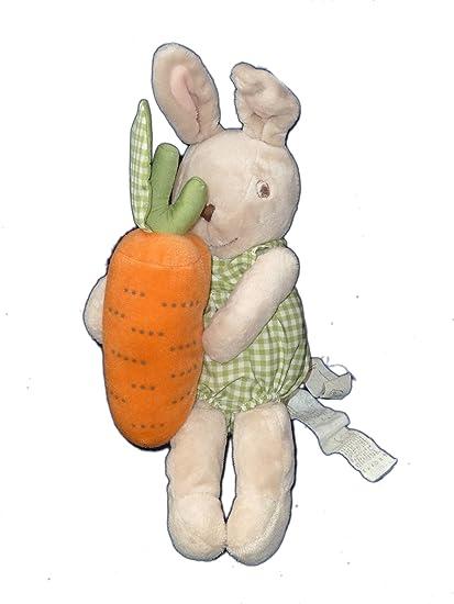 Peluche Doudou conejo zanahoria – IKEA – H 32 cm