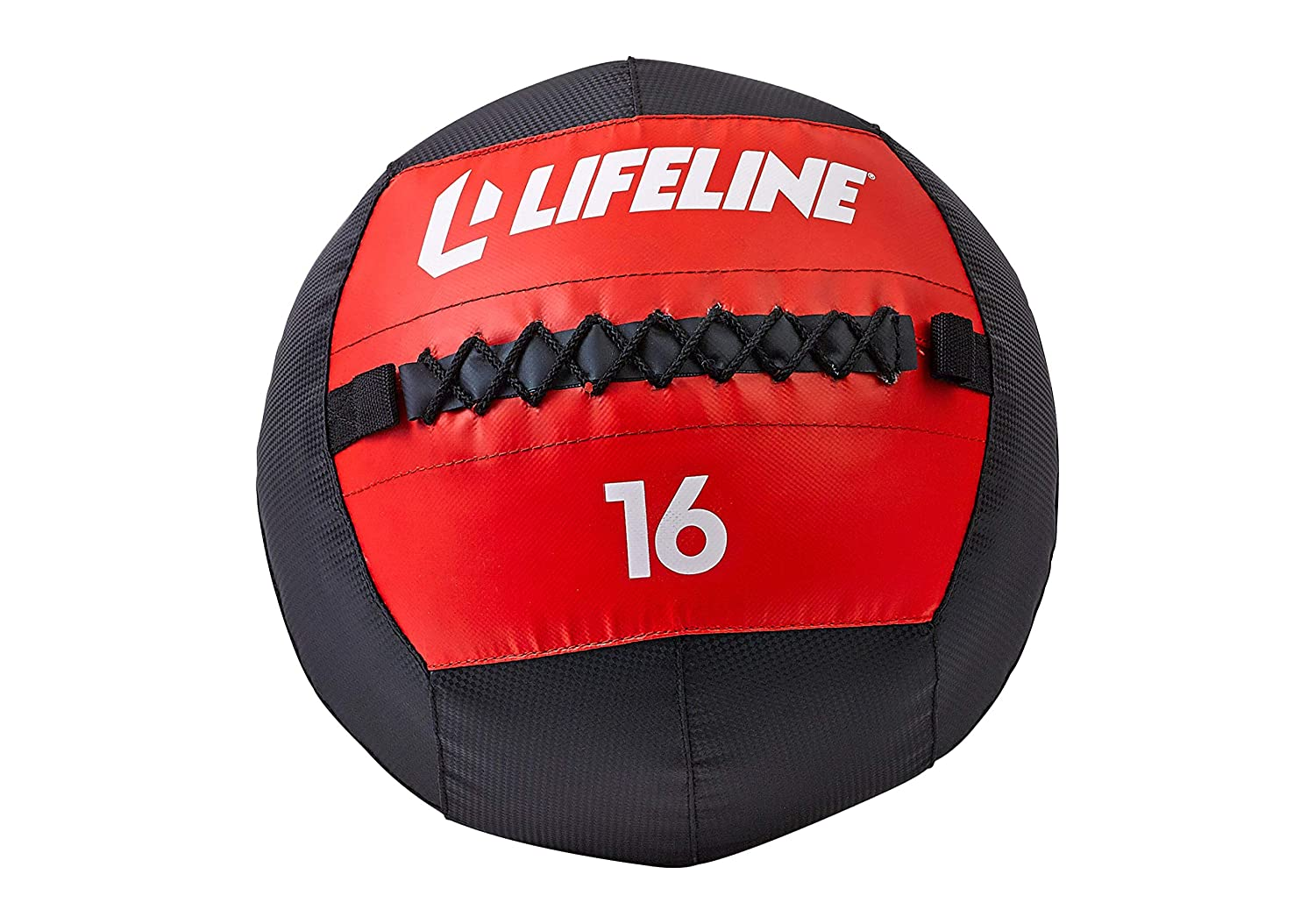 Lifeline Wall Ball for Improved Balance, Coordination and Stability – 10lbs.