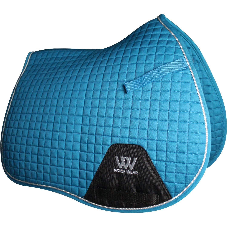 Woof Wear GP Saddle Pad Full Size Turquoise