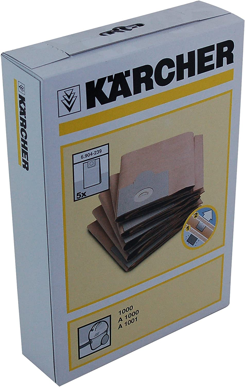 Bolsas de filtro 5St. KARCHER 6.904-239.0