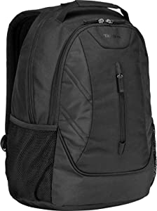 Targus Ascend Professional Business Laptop Backpack, Sleek and Durable Travel Commuter Bag, Black (TSB710US)