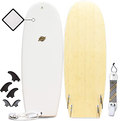 Hybrid Surfboard - Best Performance Foam Surfboard for All Levels of  Surfing - Custom Longboard & Shortboard Surfboard Shapes for Kids and  Adults -