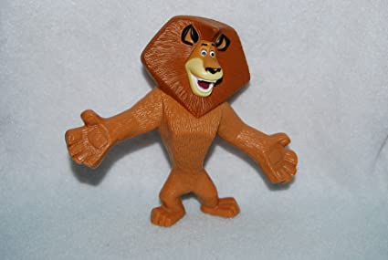 Toys From Africa : Amazon.com: mcdonalds happy meal 2008 madagascar 2 escape from