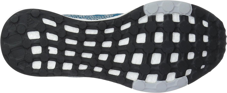 adidas Herren Pureboost DPR Laufschuh Grey One/Mystery Petrol/Grey Two