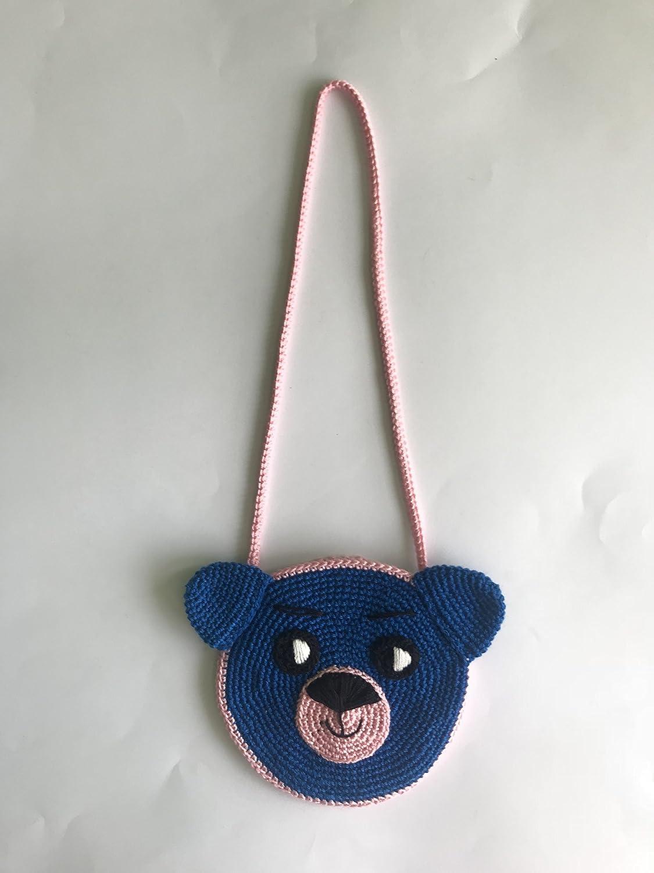 Bolso de crochet hecho a mano: Amazon.es: Handmade