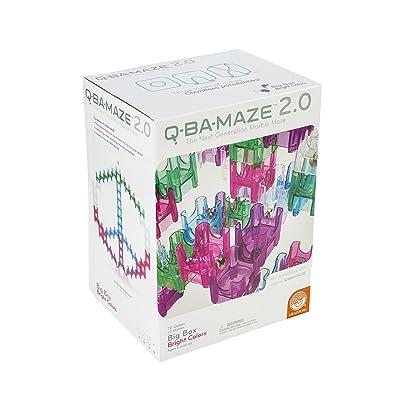 Q-Ba-Maze 2.0 Big Box Bright Colors: Toys & Games