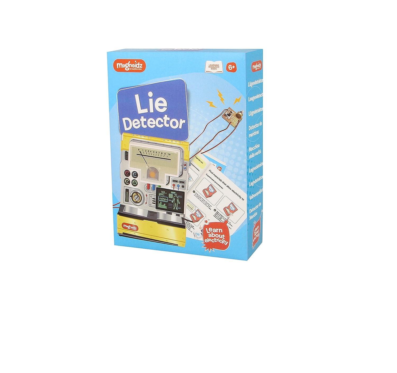 Magnoidz Labs Lie Detector Science Kit for Kids