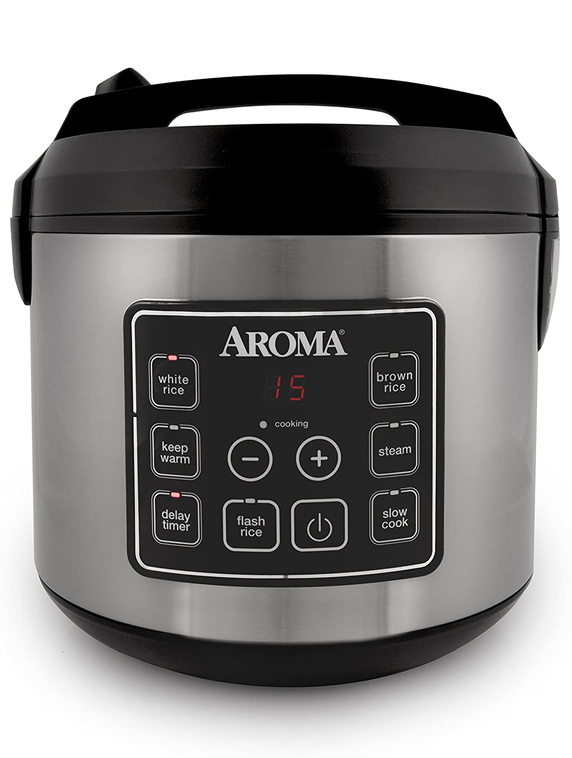 recipe: aroma rice cooker rice to water ratio [11]