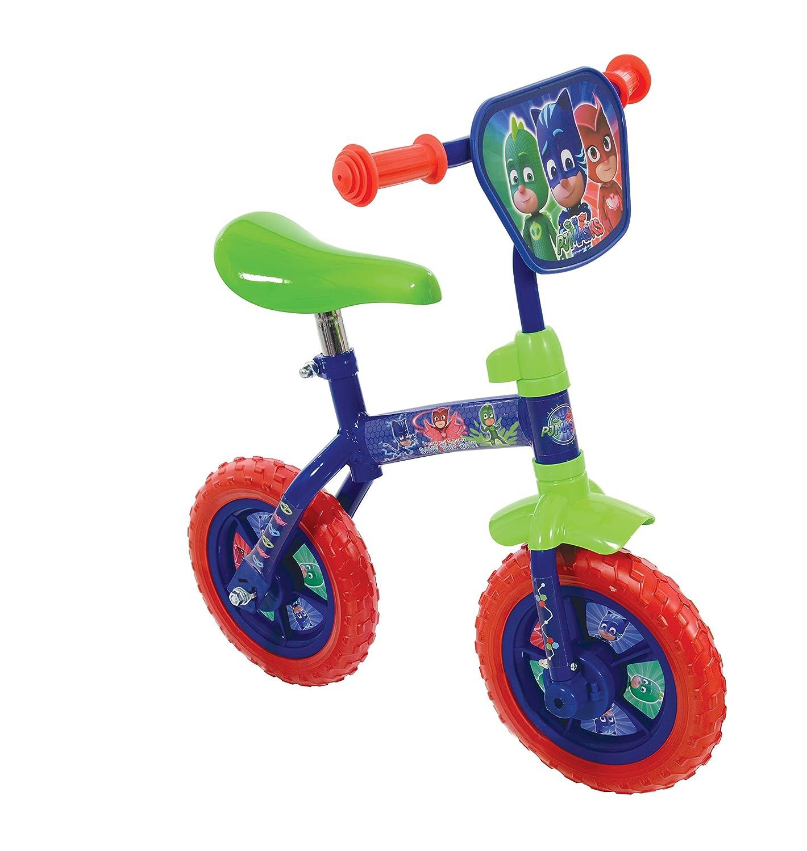 PJ MASKS 2-in-1 Training Bike 10-Inch: Amazon.es: Juguetes y ...