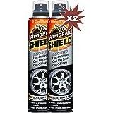Armor All Shield for Wheels 16300EN - 2x300ml =2pk