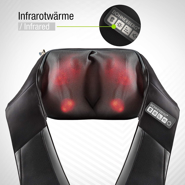 Klopfy Massagegerät Infrarotwärme