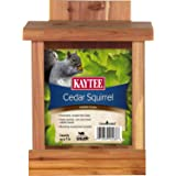 Kaytee Cedar Squirrel Feeder