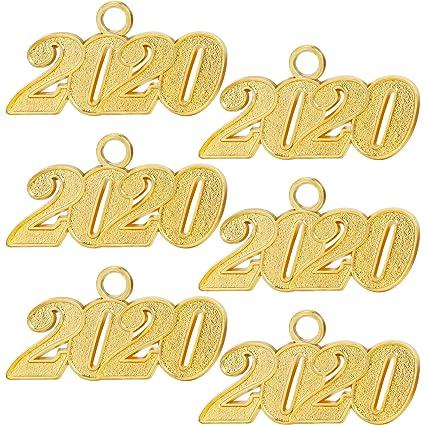 Ou Graduation 2020.Pendentifs De Charme De Gland De Graduation D Annee 2020