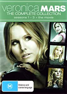 Veronica Mars Season 1 - 3 + Movie (DVD)