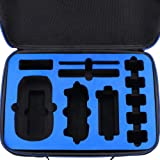 D DACCKIT Travel Carrying Case Compatible with