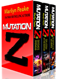 Mutation Z Series, Books 4-6: Drones Overhead, Dragon in the Bunker, Desperate Measures (English Edition)