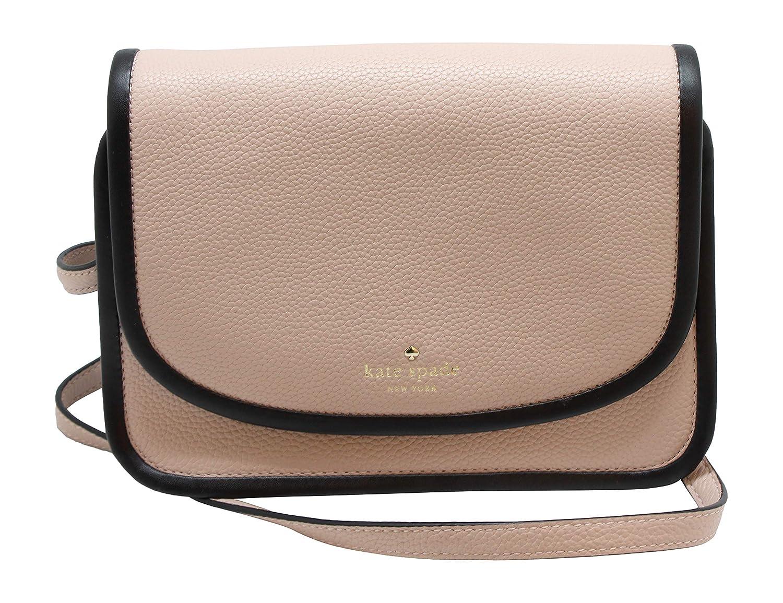 8bc1fb9eee73 Amazon.com  Kate Spade Women s Ward Place Ivy Shoulder Small Leather Handbag  (Black)  Shoes