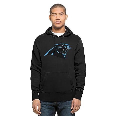 7597b2fe Buy NFL Carolina Panthers Men's '47 Headline Pullover Hoodie, Medium ...