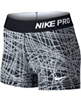 "Nike Pro Women's 3"" Compression Shorts"