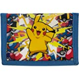 Pokemon Pikachu - Lightning Strike!- Coin & Card Tri-Fold Wallet