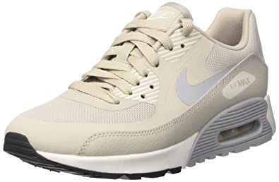 buy online 388be dbcda Nike W Air Max 90 Ultra 2.0, Chaussures de Course Femme, Multicolore (Pale