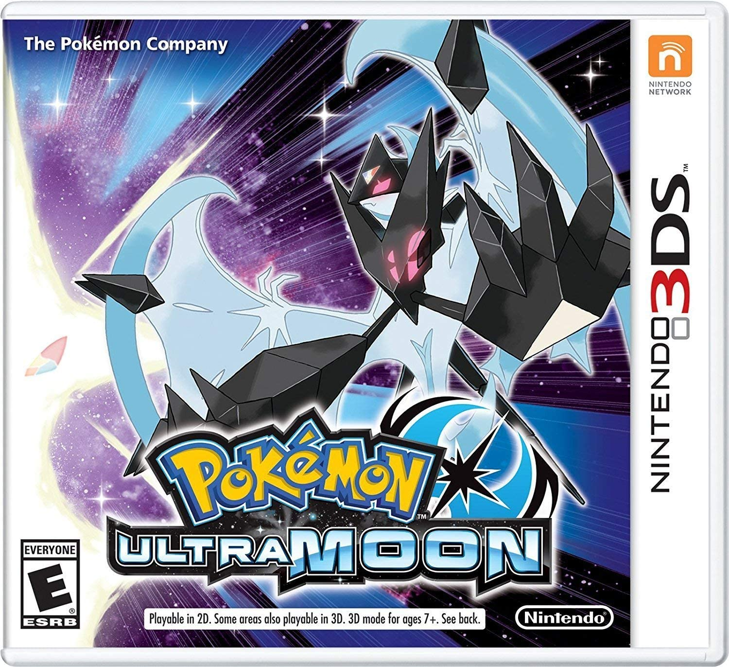 Amazon com: Pokémon Ultra Sun and Ultra Moon Steelbook Dual