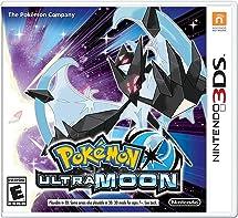 Pokémon Ultra Moon - Nintendo 3DS: Nintendo of     - Amazon com