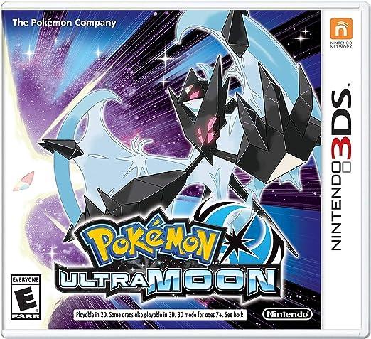 Pokemon Ultraluna, 3DS