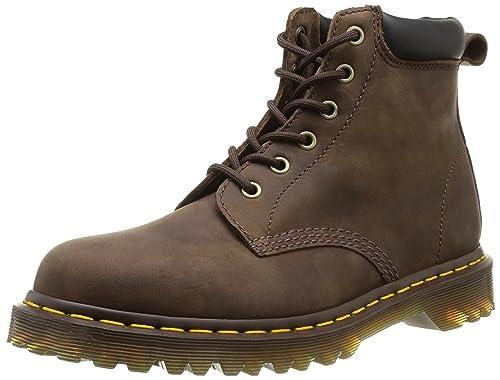 cf742feb61 Dr.Martens Mens 939 Ben Crazy Horse 6-Eye Leather Boots: Amazon.ca ...