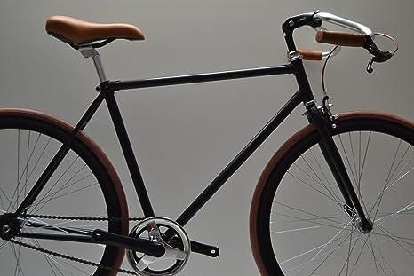 Fixed Bike Single Speed Bici Single Speed Bici Scatto Fisso 1v Nera