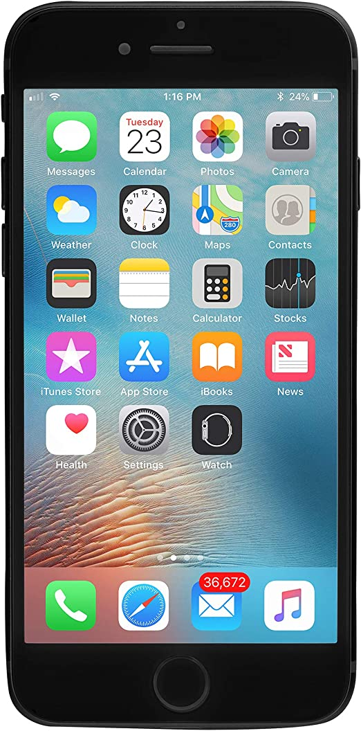 Amazon Com Apple Iphone 7 128 Gb Unlocked Black Us Version