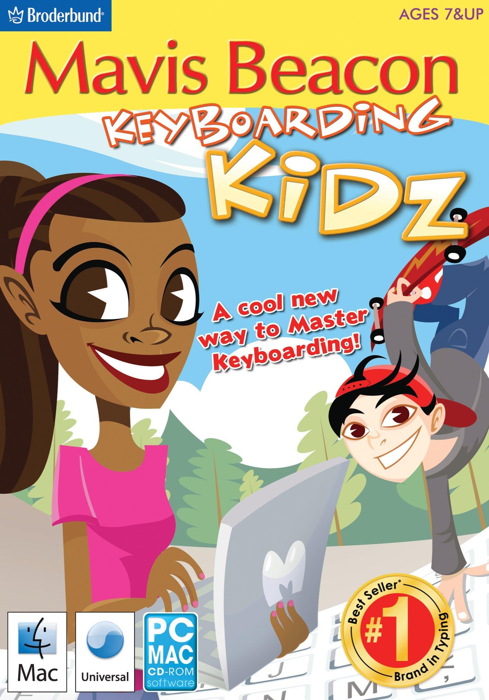 Mavis Beacon Keyboarding Kidz by Encore