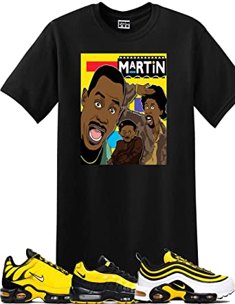 abf162bf We Will Fit Martin Shirt to Match The Nike Air Max 95 Frequency Pack Tour 97