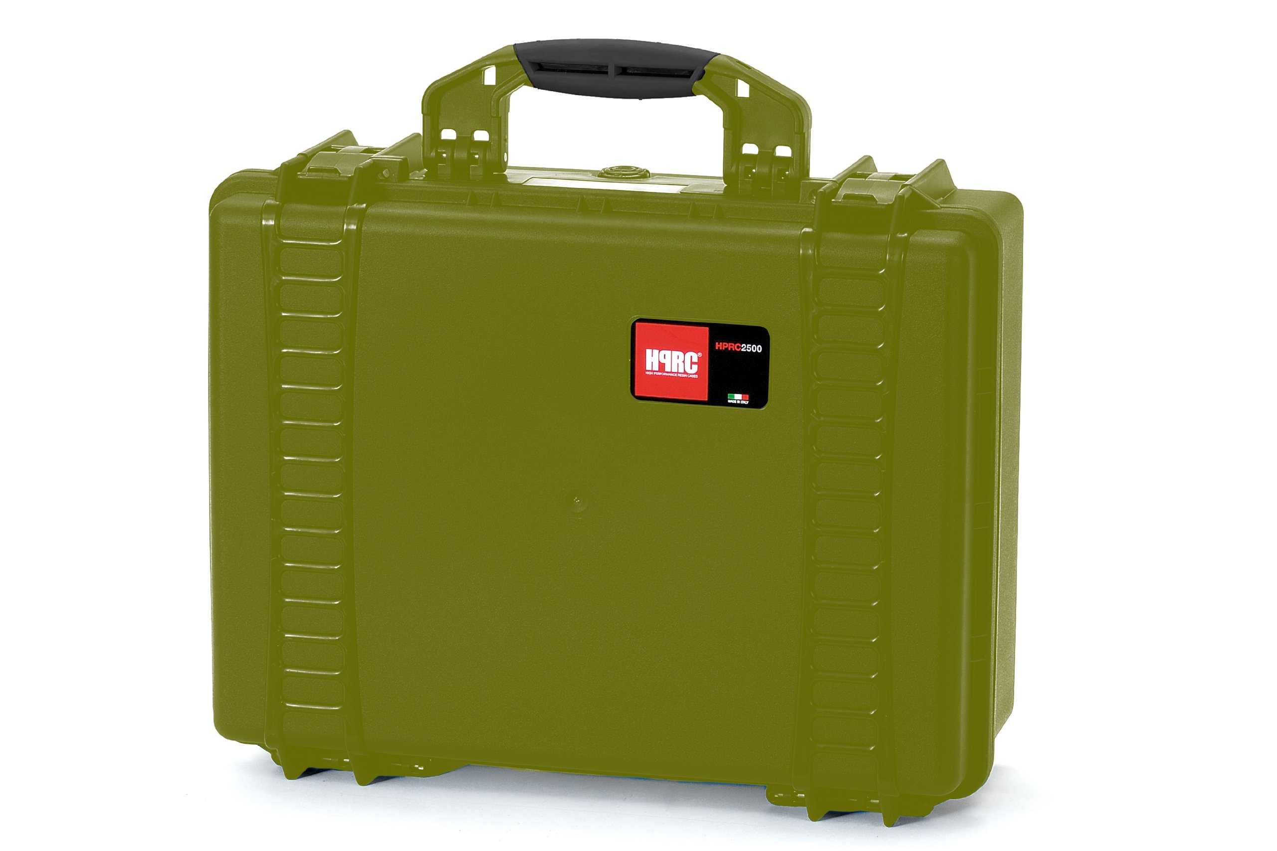 HPRC 2500F Hard Case with Cubed Foam (Olive)