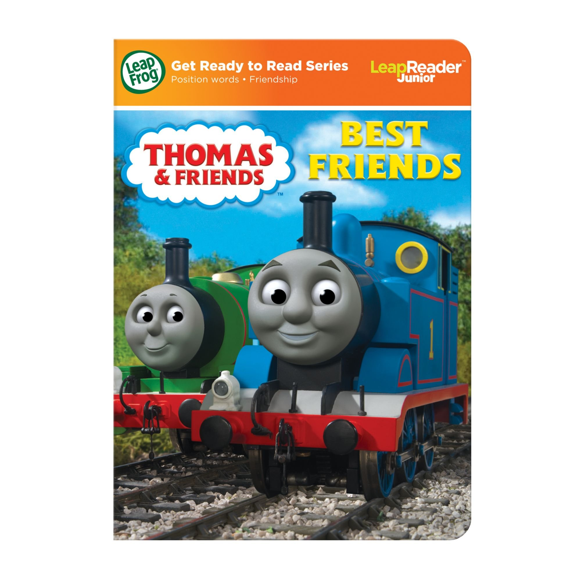 LeapFrog LeapReader Junior Book: Thomas & Friends: Best Friends (works with Tag Junior) by LeapFrog (Image #6)