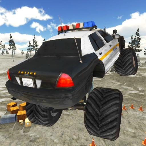 Offroad Truck Driver Simulator -