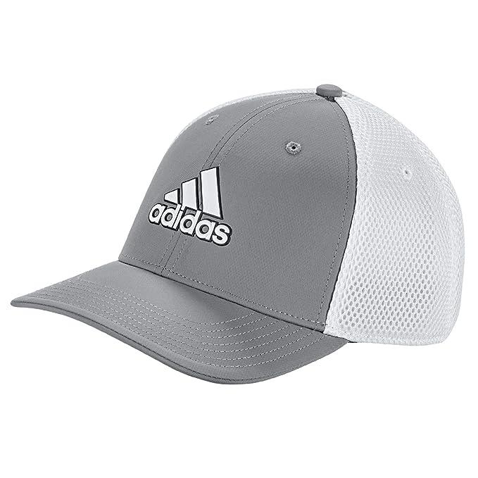 authentic quality best wholesaler entire collection adidas Men's A-Stretch Tour Hat Baseball Cap: Amazon.co.uk ...