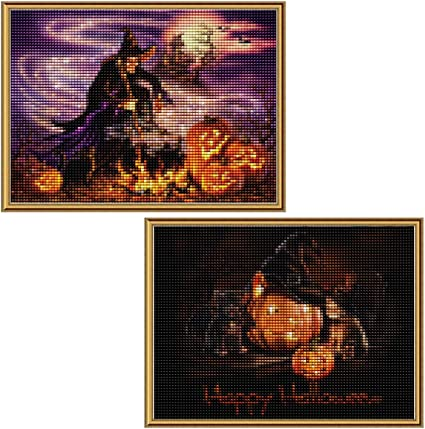 Black cat Full Drill Rhinestone Embroidery Cross Stitch Pictures Arts Craft for Home Wall Decor 5D Diamond Painting by Number Kits 12x16 inches