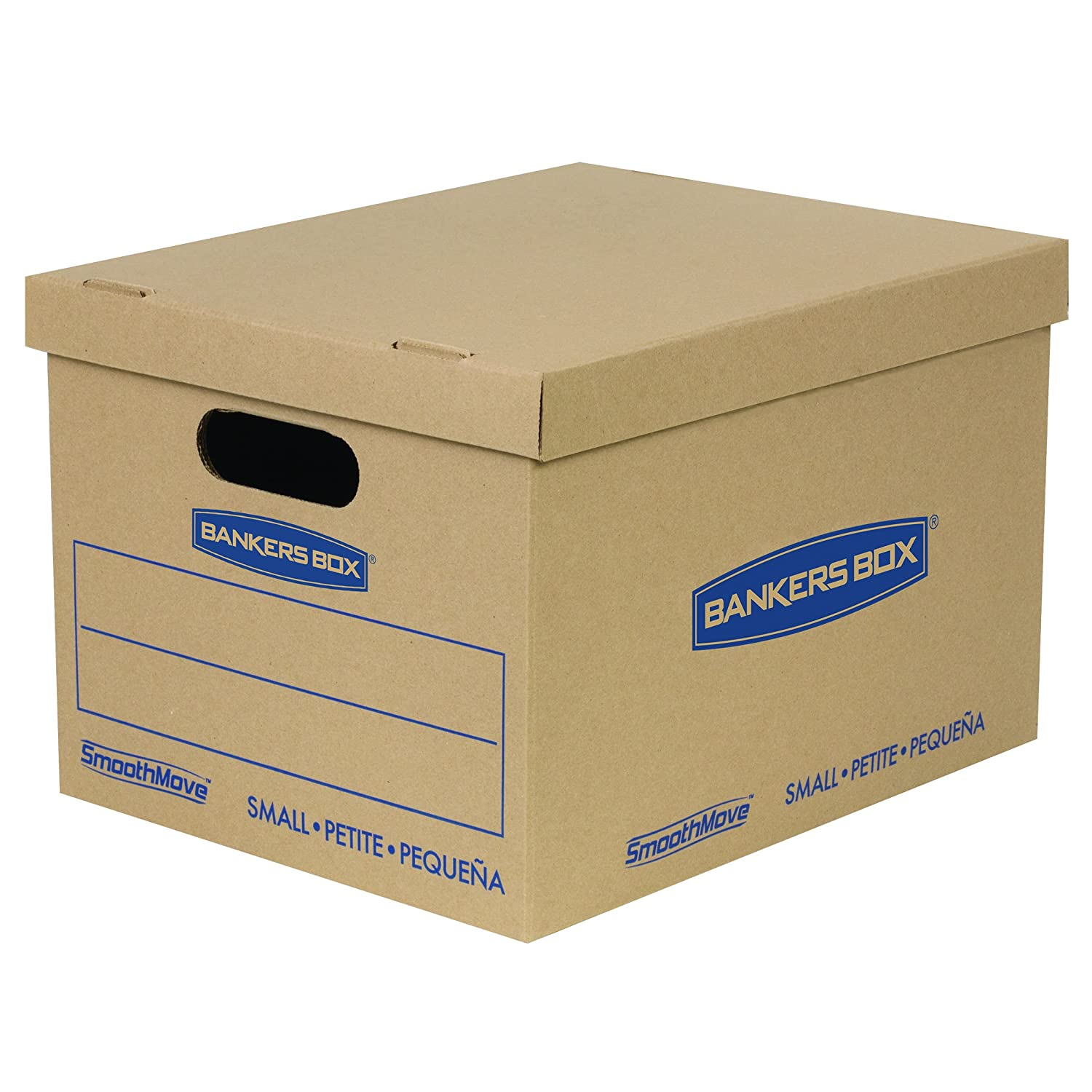 Amazon.com  Bankers Box SmoothMove Classic Moving Boxes Small 15 x 12 x 10 10 pk (7714901)  Office Products  sc 1 st  Amazon.com & Amazon.com : Bankers Box SmoothMove Classic Moving Boxes Small ... Aboutintivar.Com