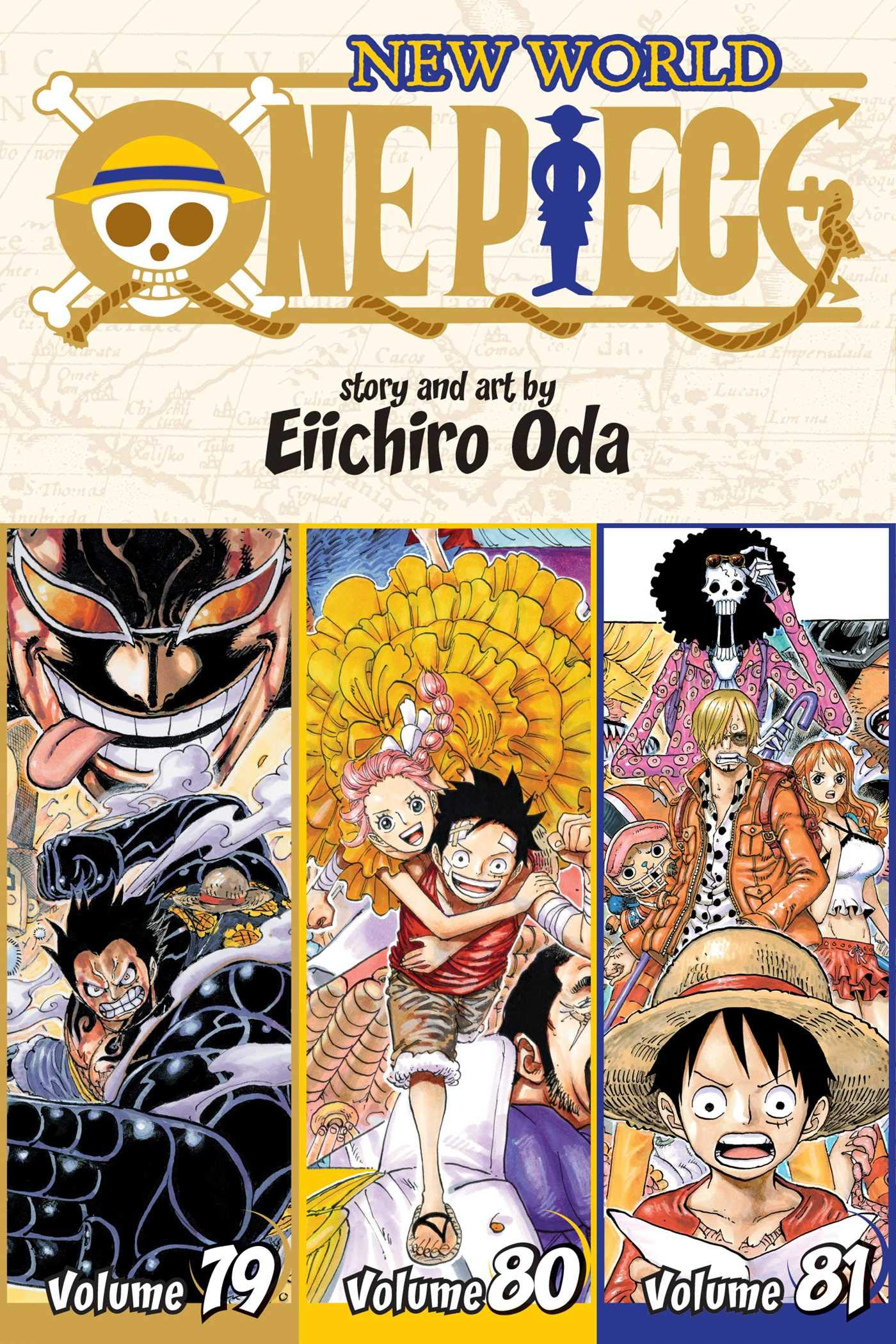 ONE PIECE ONEPIECE magazine Vol.4 Japan import NEW Jump Comic