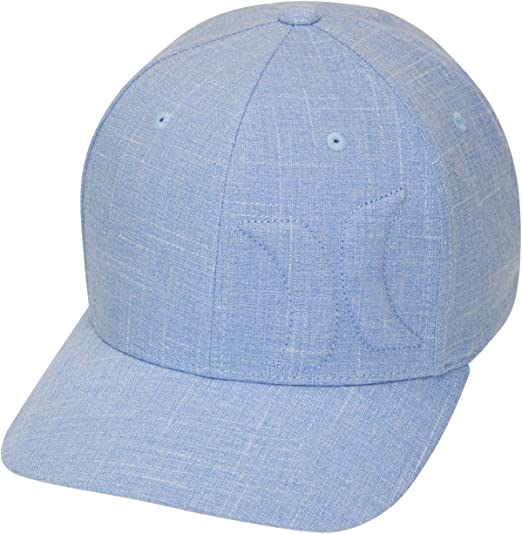 New Blue Fury Hurley Icon Textures Trucker Hat