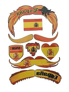Durabol Tatuajes Temporales 2018 Copa Mundial FIFA Bandera España ...